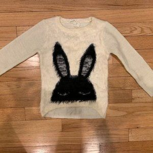 Angora-Like Sweater - Size 4T